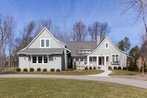 Traditional Exterior - Front Elevation Plan #901-135