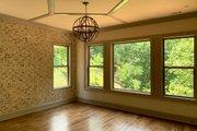 Craftsman Style House Plan - 4 Beds 3.5 Baths 3938 Sq/Ft Plan #437-103 Interior - Master Bedroom
