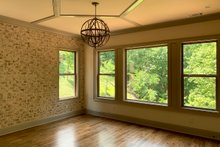 Craftsman Interior - Master Bedroom Plan #437-103