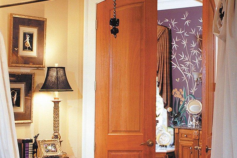 Traditional Interior - Master Bedroom Plan #437-56 - Houseplans.com