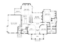Farmhouse Floor Plan - Main Floor Plan Plan #54-380