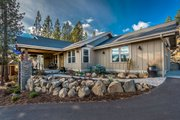 Craftsman Style House Plan - 3 Beds 2.5 Baths 2712 Sq/Ft Plan #895-49 Exterior - Other Elevation