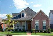 House Plan Design - Country Photo Plan #17-1018