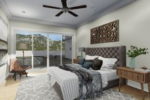Architectural House Design - Farmhouse Interior - Bedroom Plan #1060-48