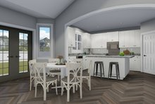 Dream House Plan - Traditional Interior - Dining Room Plan #1060-46