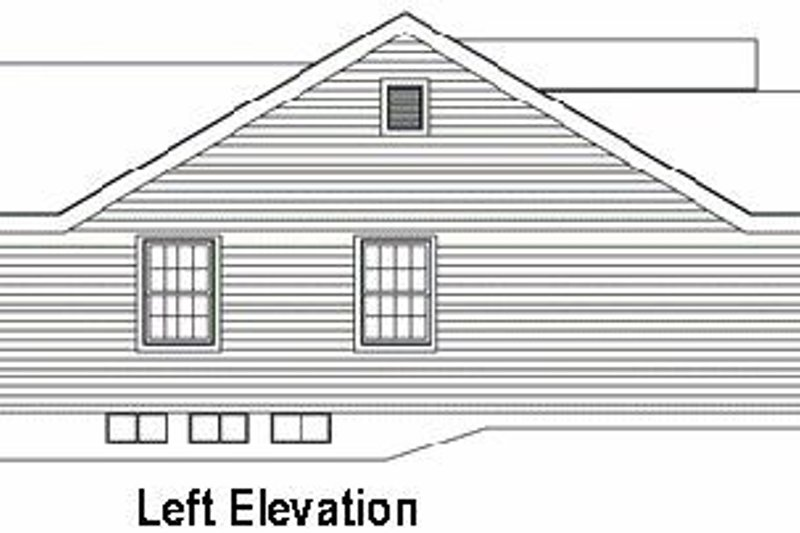Traditional Photo Plan #57-152 - Houseplans.com