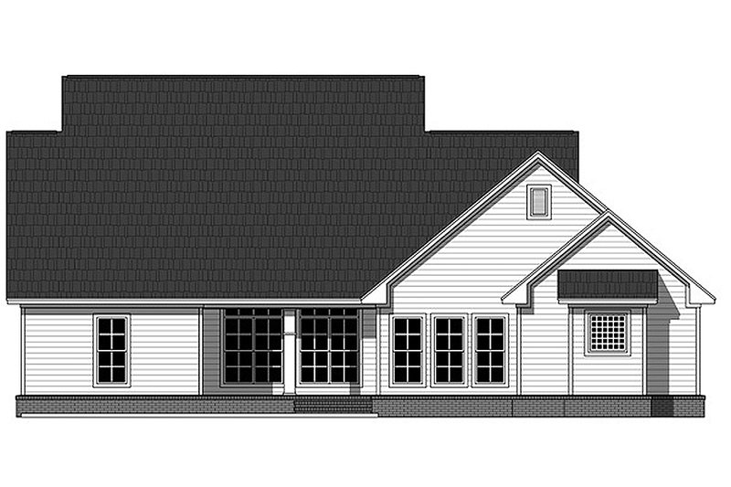 Country Style House Plan 4 Beds 2 5 Baths 2255 Sq Ft