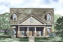 Traditional Exterior - Other Elevation Plan #17-2422