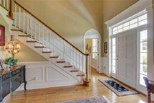 Classical Interior - Entry Plan #137-124