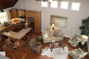 Country Style House Plan - 3 Beds 2.5 Baths 1814 Sq/Ft Plan #932-2 Interior - Other