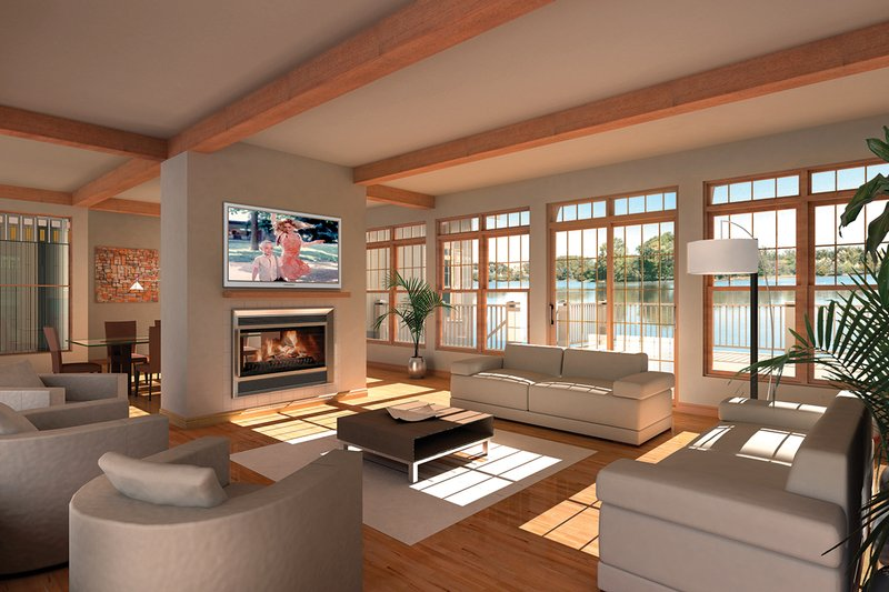Great Room - 9000 square foot Beach home