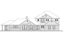 Traditional Exterior - Other Elevation Plan #80-187