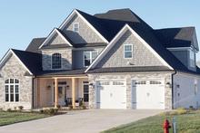 Home Plan - Craftsman Photo Plan #17-1167