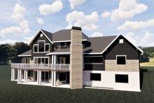 Dream House Plan - Craftsman Exterior - Other Elevation Plan #920-59