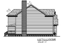 Country Exterior - Other Elevation Plan #56-544