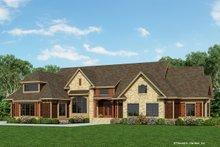 Architectural House Design - Craftsman Exterior - Front Elevation Plan #929-898