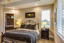 Dream House Plan - Prairie Interior - Master Bedroom Plan #935-13