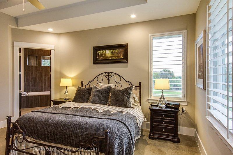 Prairie Interior - Master Bedroom Plan #935-13 - Houseplans.com