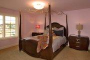 European Style House Plan - 5 Beds 6 Baths 4398 Sq/Ft Plan #56-602