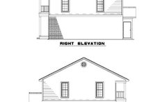 Home Plan - Southern Exterior - Other Elevation Plan #17-2270