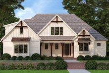 Architectural House Design - Farmhouse Exterior - Front Elevation Plan #927-1007
