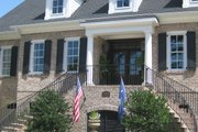 Classical Style House Plan - 4 Beds 4.5 Baths 3933 Sq/Ft Plan #1054-96