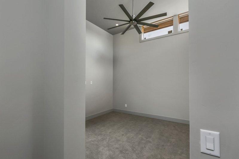 Modern Interior - Bedroom Plan #892-17 - Houseplans.com