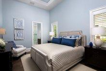 Dream House Plan - Contemporary Interior - Bedroom Plan #930-475