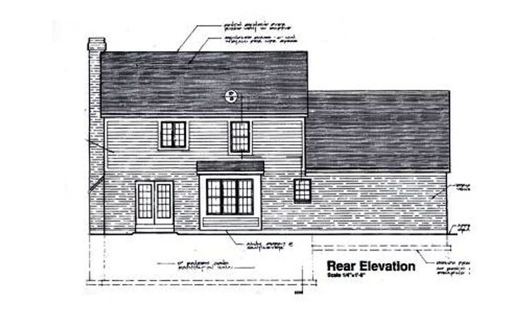 Traditional style house plan 3 beds 2 5 baths 1698 sq ft for Tk homes floor plans