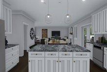 Traditional Interior - Kitchen Plan #1060-8