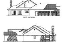 Dream House Plan - European Exterior - Other Elevation Plan #17-208