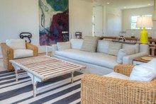 Home Plan - Ranch Interior - Family Room Plan #888-8