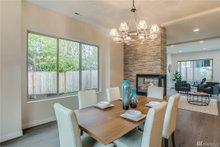 Dream House Plan - Contemporary Interior - Dining Room Plan #1066-49