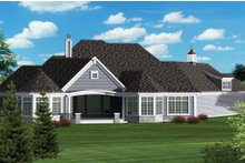 Dream House Plan - Ranch Photo Plan #70-1063