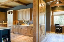 Home Plan - Kitchen - 5300 square foot Craftsman home