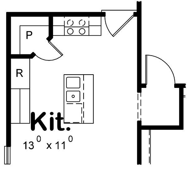 Optional Kitchen