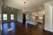 Craftsman Style House Plan - 3 Beds 2.5 Baths 2136 Sq/Ft Plan #437-113 Interior - Other