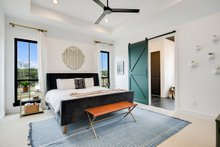 Architectural House Design - Farmhouse Interior - Master Bedroom Plan #430-156