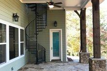 Craftsman Exterior - Outdoor Living Plan #437-85