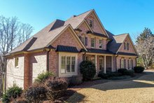 House Plan Design - Traditional Exterior - Other Elevation Plan #437-118