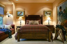 Craftsman Interior - Bedroom Plan #48-233