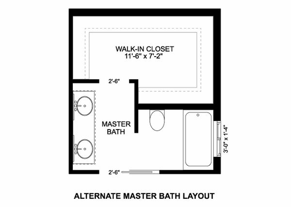 Home Plan - Farmhouse Floor Plan - Other Floor Plan #126-236