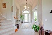 Mediterranean Style House Plan - 3 Beds 3.5 Baths 3231 Sq/Ft Plan #124-713 Photo