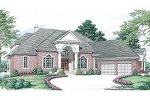 Dream House Plan - Colonial Photo Plan #453-37