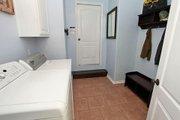 Mediterranean Style House Plan - 3 Beds 3 Baths 2238 Sq/Ft Plan #80-151 Interior - Laundry