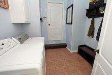 Dream House Plan - Mediterranean Interior - Laundry Plan #80-151