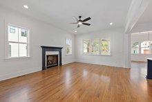House Plan Design - Farmhouse Interior - Family Room Plan #461-74