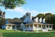 Farmhouse Style House Plan - 6 Beds 4 Baths 3437 Sq/Ft Plan #923-22