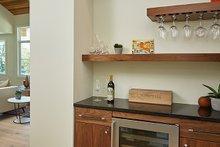 Home Plan Design - Bar