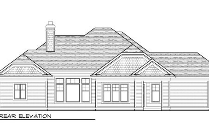 Elevation Plan Ne Demek : Bungalow style house plan beds baths sq ft